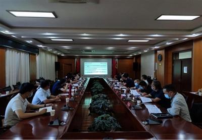 伊宁生态环境新基建及服务项目 启动会在伊宁市召开